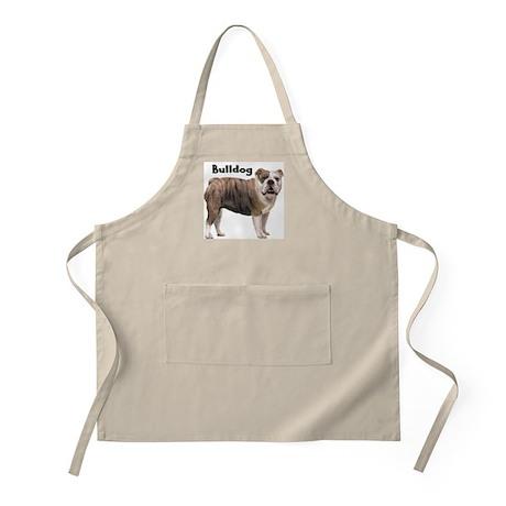 Bulldog BBQ Apron