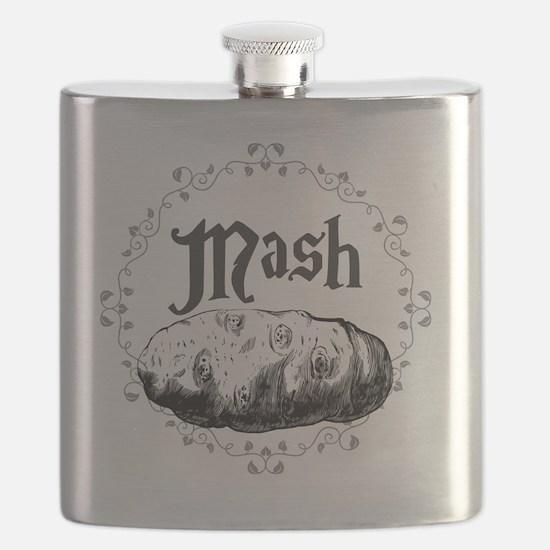Funny Spud Flask