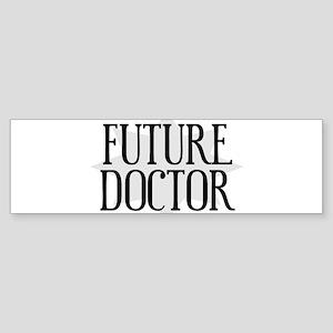 Future Doctor Bumper Sticker