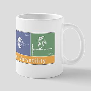 Golden Versatility Mug