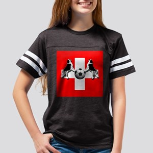 Swiss Football Flag T-Shirt