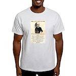 William Barclay Masterson Light T-Shirt