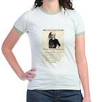 William Barclay Masterson Jr. Ringer T-Shirt