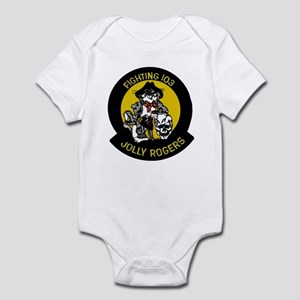 Tomcat! VFA 103 Infant Bodysuit