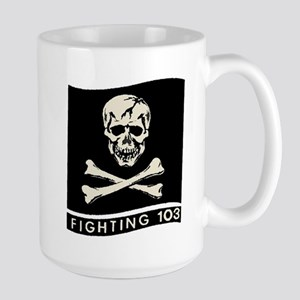 Jolly Rogers VFA-103 Large Mug