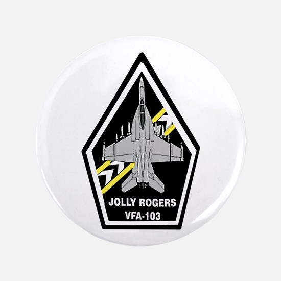"VFA 103 Jolly Rogers 3.5"" Button"