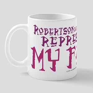 Robertson, not my faith. Mug