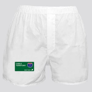 Cable Territory Boxer Shorts