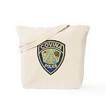 Covina Police Tote Bag