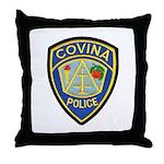 Covina Police Throw Pillow