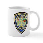 Covina Police Mug
