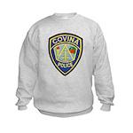 Covina Police Kids Sweatshirt