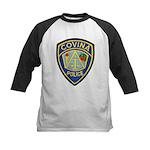 Covina Police Kids Baseball Jersey