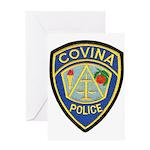 Covina Police Greeting Card