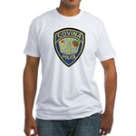 Covina Police Fitted T-Shirt