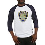 Covina Police Baseball Jersey