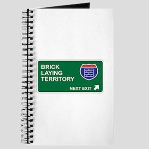 Brick, Laying Territory Journal