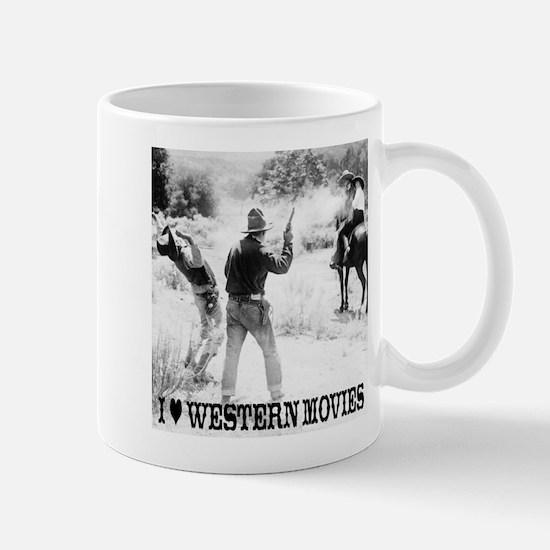 Western Movies Mug