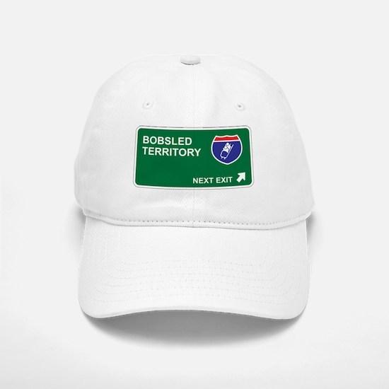 Bobsled Territory Baseball Baseball Cap