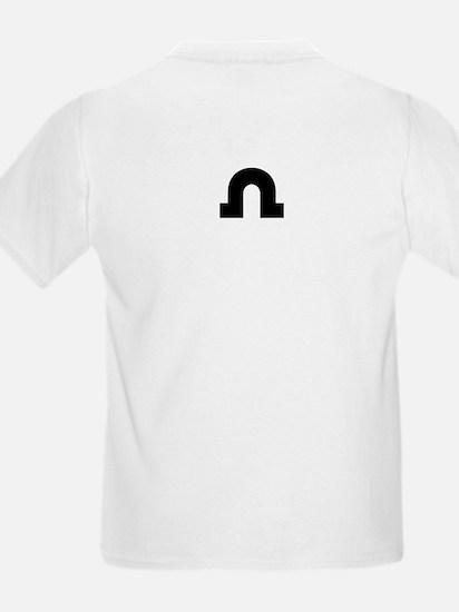 Kids Big S1M Logo T-Shirt