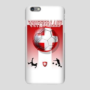 Switzerland Soccer iPhone 6 Plus/6s Plus Slim Case