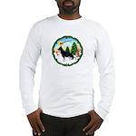 Take Off1/German Shepherd #14 Long Sleeve T-Shirt