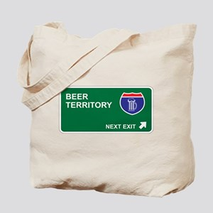 Beer Territory Tote Bag