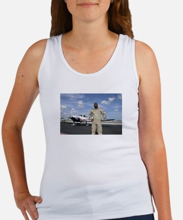 Experience Aviation Women's Tank Top