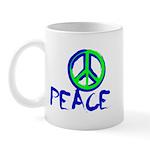Peace Sign 11 oz Ceramic Mug