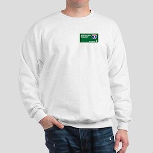 Astrophysics Territory Sweatshirt