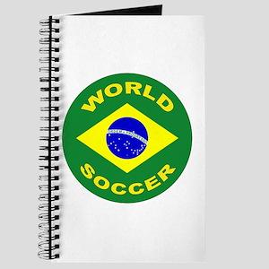 Brazil World Cup 2006 Soccer Journal