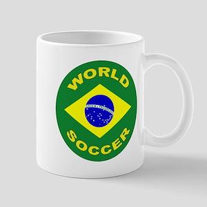 Brazil World Cup 2006 Soccer Mug