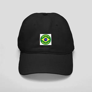 Brazil World Cup 2006 Soccer Black Cap