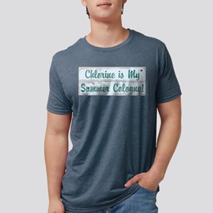 Chlorine is my Summer Cologne T-Shirt