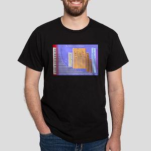 3-KeyboardGraph31 T-Shirt