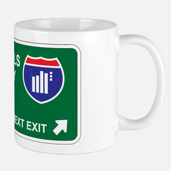 Actuarials Territory Mug