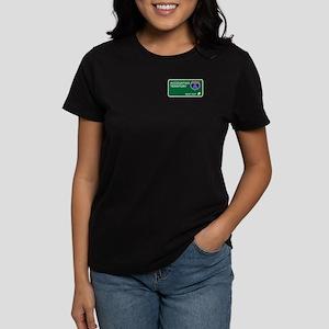Accounting Territory Women's Dark T-Shirt