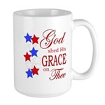 Shed His Grace Mugs