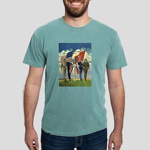 Vintage Patriotic Military T-Shirt