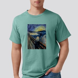 Scream on a Starry Night T-Shirt