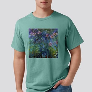 Claude Monet Jewelry Lilies T-Shirt