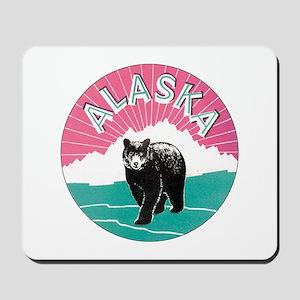 Alaska AK Mousepad