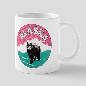 Alaska AK Mug