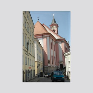 Passau Rectangle Magnet