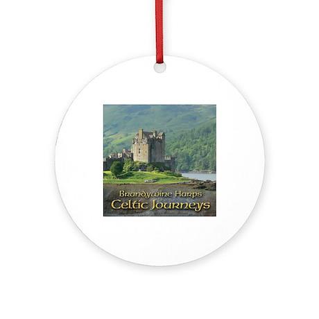 Celtic Journeys Ornament (Round)