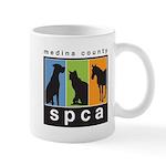SPC-034 logo Mugs