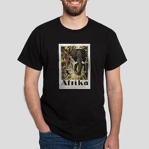 Africa Elephant Dark T-Shirt