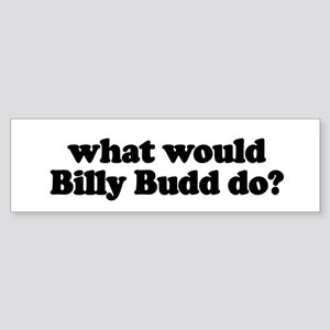 Billy Budd Bumper Sticker