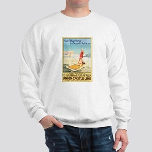 South Africa Surfing Sweatshirt