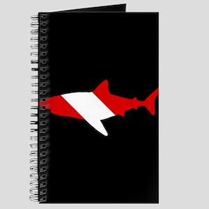 Diving Flag: Shark Journal